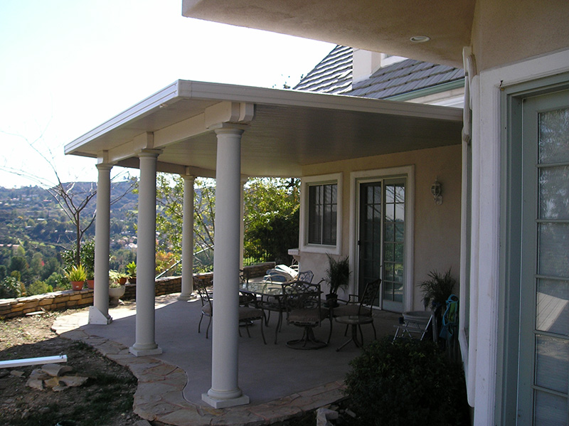 Partial Shade Patio Covers